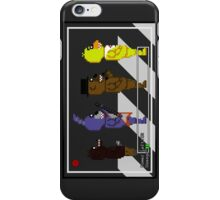 Five Nights at Freddy's Abbey Road 8-bit  (Phone) iPhone Case/Skin