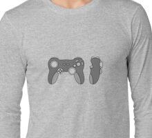 COMPUTER GAME CONTROLER Long Sleeve T-Shirt