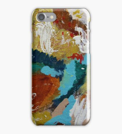let's not take the easy way out iPhone Case/Skin