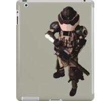 Jugg MK-1 (color) iPad Case/Skin