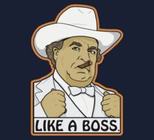 Like a Boss (Hogg, that is.) One Piece - Short Sleeve