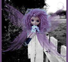 The purple fairy by LGHewson