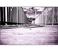 Suspension Photographic Print