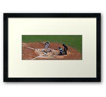 robinson cano #24 Framed Print