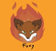 The Green-eyed Foxy by Bethany Maree Edwina Symons