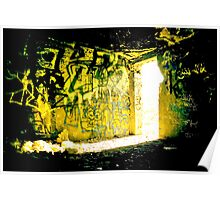 Mellow Yellow Poster