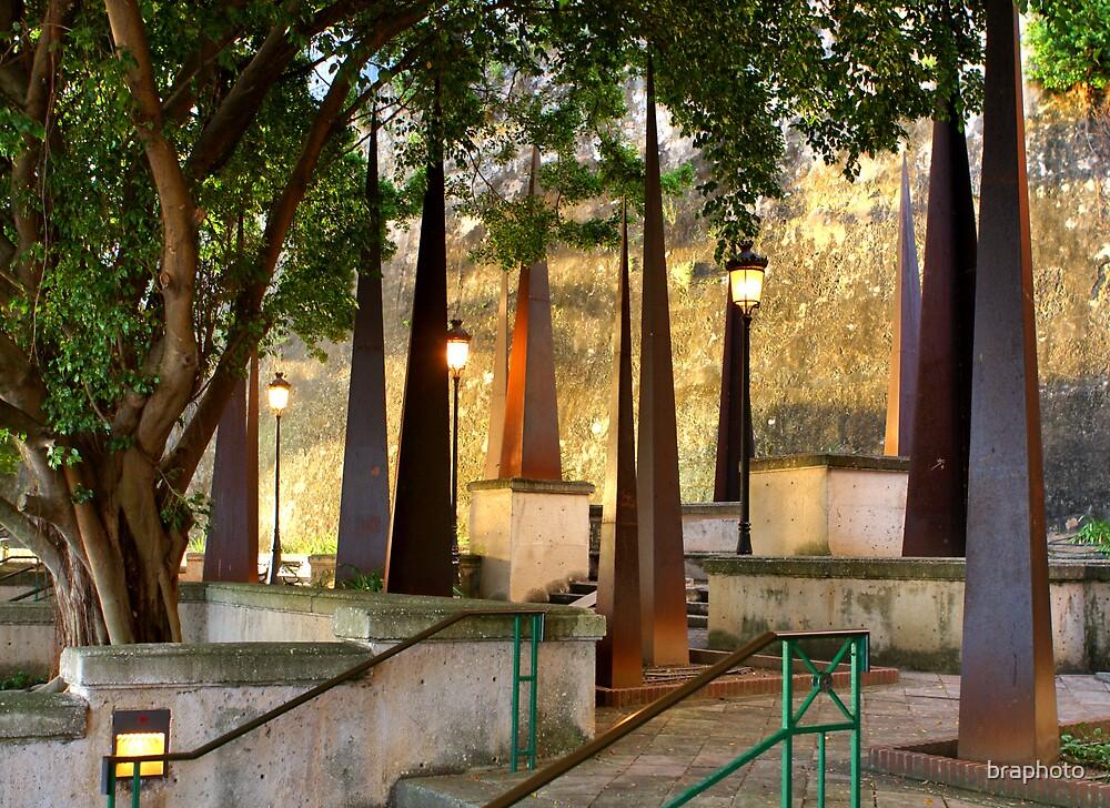 La Plaza de los Faroles by Barbara Rahal