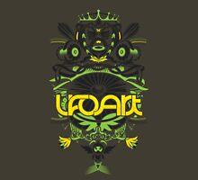 ufoart  - tomo2- T-Shirt