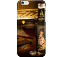 Tonica Nostalgica iPhone Case/Skin