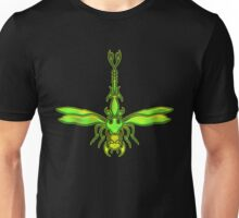 Green Dragonfly  Unisex T-Shirt