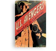 U.S. Avengers Metal Print