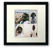 Meech Collage Framed Print