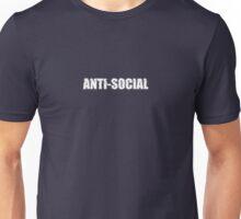 Anti-Social Unisex T-Shirt