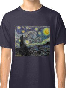 Stary Night Classic T-Shirt