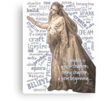 Wise Words Canvas Print