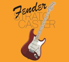 Fender Stratocaster by RossP914