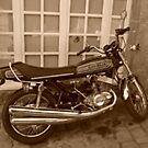 Motor bike by Jordan Williams