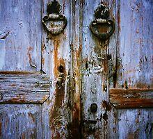 Beypazari Door Handle (White) by Josh Wentz