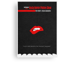 The Rocky Horror Picture Show Canvas Print