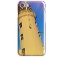 Lighthouse with a difference iPhone Case/Skin