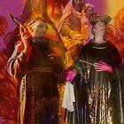 A Gathering of Saints by Dan Perez