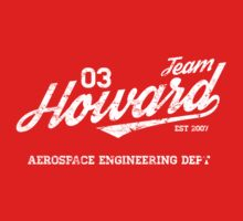 Team Howard Kids Clothes