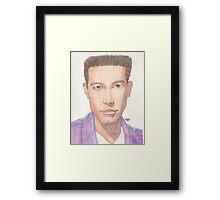 Actor Ben Affleck Framed Print