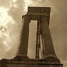 Ruins I by CinB
