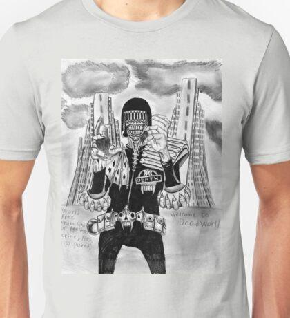 Judge Deaths Deadworld Unisex T-Shirt
