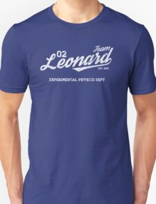 Team Leonard T-Shirt
