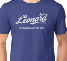 Team Leonard Unisex T-Shirt