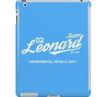 Team Leonard iPad Case/Skin