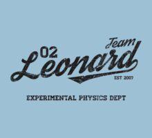 Team Leonard Kids Clothes