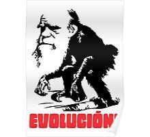 Evolución! Poster