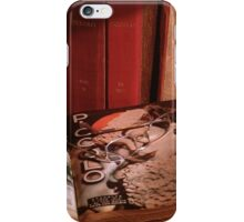 Piccolo Piquante iPhone Case/Skin