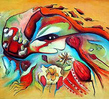 spring IV by Faith Puleston