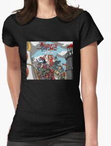 Azeroth time - The Horde Womens Fitted T-Shirt