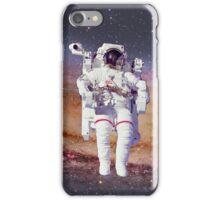 Space Cadet Astronaut iPhone Case/Skin