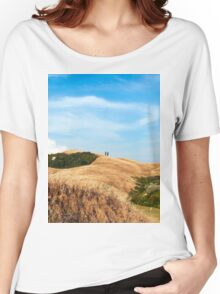 Tuscany View Women's Relaxed Fit T-Shirt