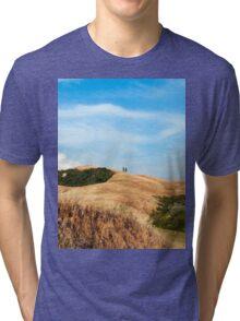 Tuscany View Tri-blend T-Shirt