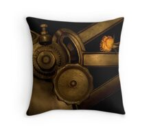 The Balance Throw Pillow