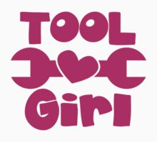 Tool Girl! with spanner  by jazzydevil