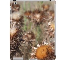 Floral remembers. iPad Case/Skin