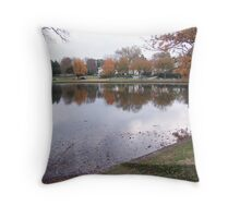 Beauty In The Fall Throw Pillow