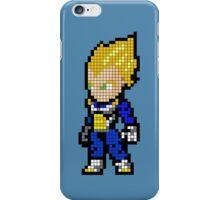 Super Saiyan Vegeta 8MB iPhone Case/Skin