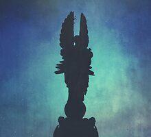 Peace Angel by Matthew Hollinshead