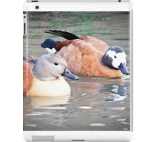 BUT YOU HAD A HEADACHE YESTERDAY!!!!!!! iPad Case/Skin