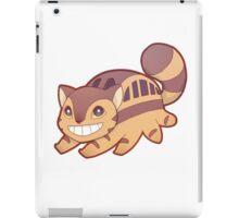Catbus - Totoro iPad Case/Skin
