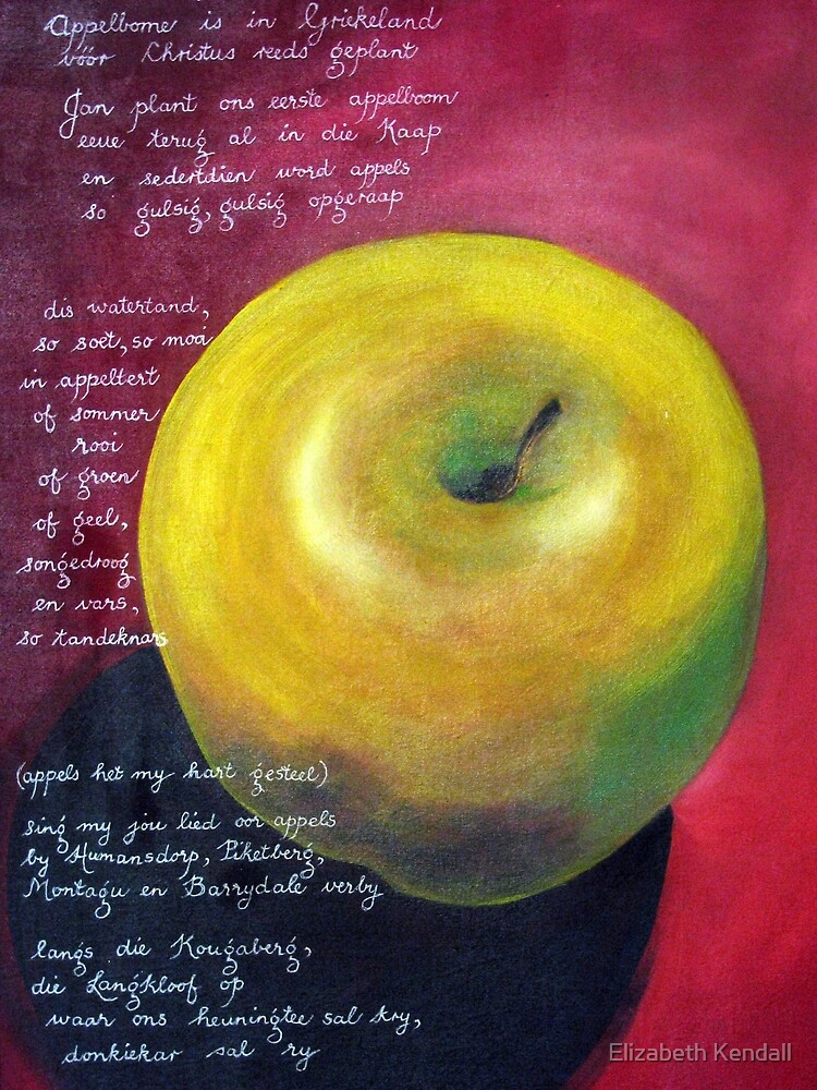 An apple a day by Elizabeth Kendall