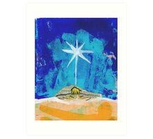 The Gift Giver: Christmas Art Print